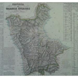 CALABRIA CITERIORE - B. MARZOLLA